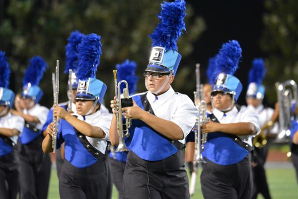 Band Members Place in Competition