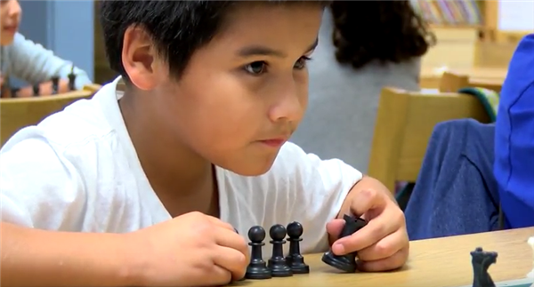 Five Palms Chess Club Promotes Critical- Thinking Skills in Students