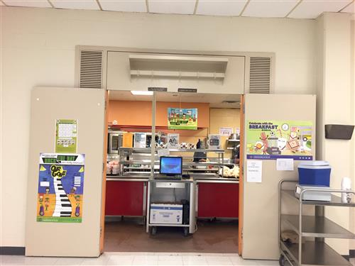 Armstrong Cafeteria To Get Make-Over