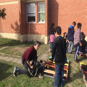 KSAT Features Story on Price Elementary School's World Changers Club
