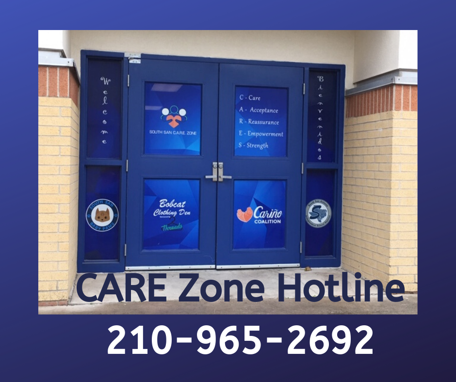 SSAISD CARE Zone adds new service hotline