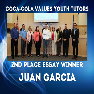 South San High School Essay Writer Wins Award