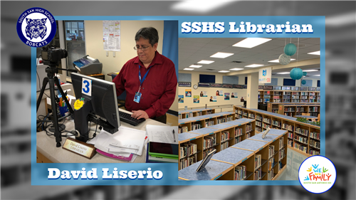 South San HS Librarians Paving the Way for Students with More than just Books