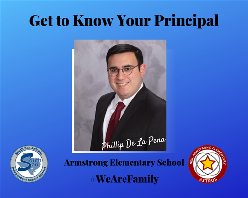 Armstrong Elementary School principal making history with new post