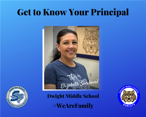 Dwight Middle School principal wants to build positive campus culture
