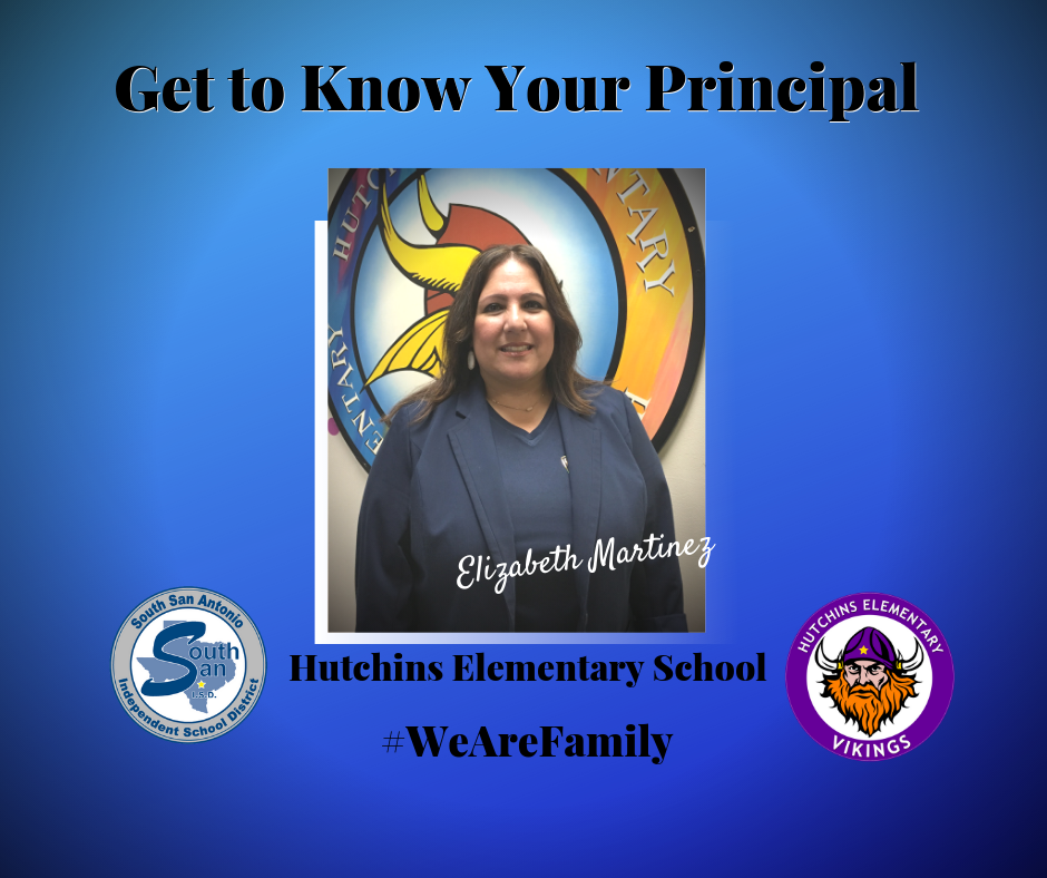 Hutchins Elementary School principal has gone full circle