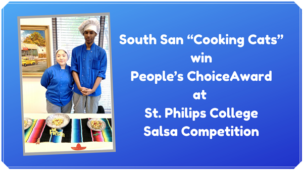 Cooking Cats Salsa wins People's Choice Award