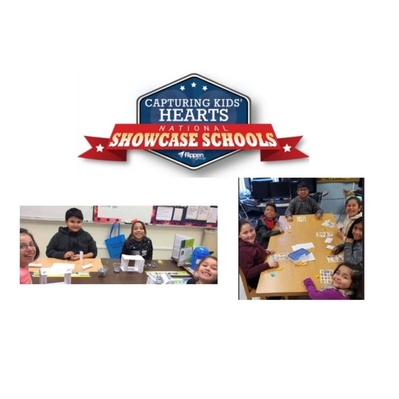 Madla and Five Palms Elementary Schools Nominated for a Capturing Kids' Hearts National Showcase School
