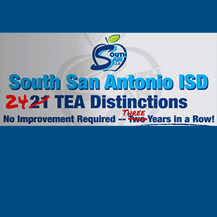 SOUTH SAN ANTONIO ISD RECEIVES 24 TEA DISTINCTIONS