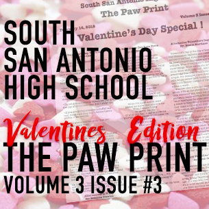Read NEW SSAHS Paw Print - Issue #3