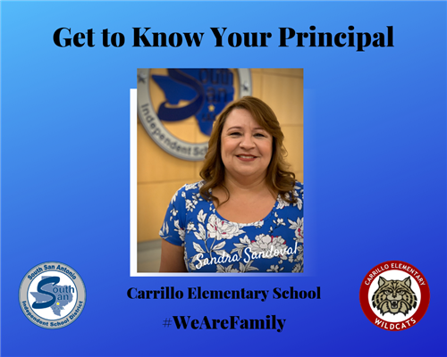 Carrillo Elementary principal returns to South San ISD for new post