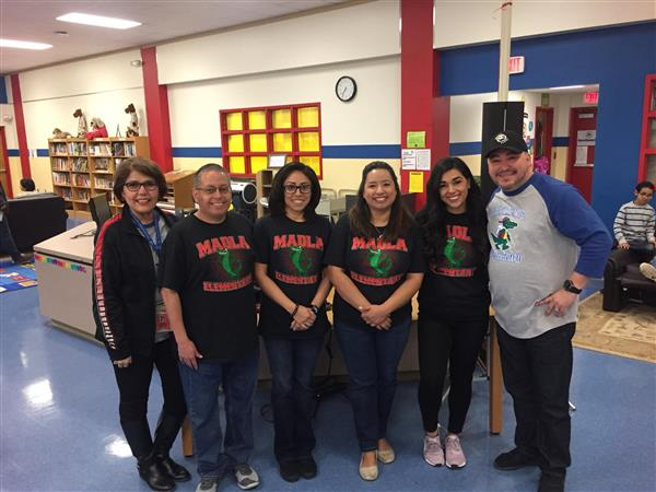 "Local News Station recognizes Madla Elementary School Teachers as ""Outstanding Educators"""