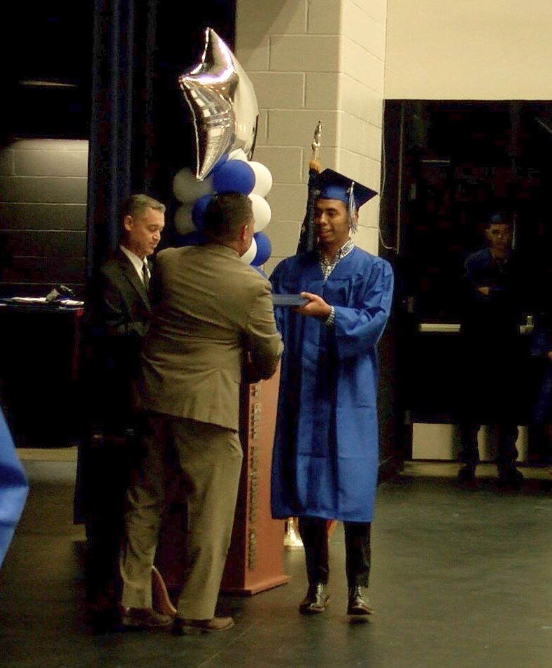 South San HS holds summer graduation ceremony