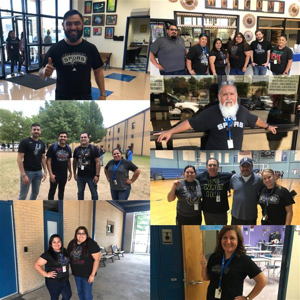 South San ISD celebrates Manu Ginobili Day